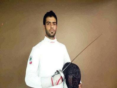 شمشیرباز اپه ایست آذربایجان غربی در یک قدمی المپیک