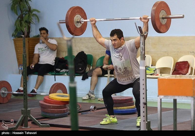 اردوی تیم ملی وزنهبرداری عراق در ایلام در حال برگزاری است