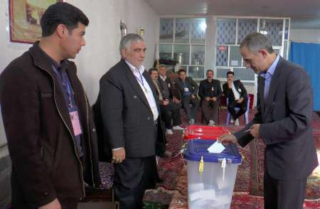 شور انتخاباتی در عجب شیر با آرامش و امنیت کامل جریان دارد
