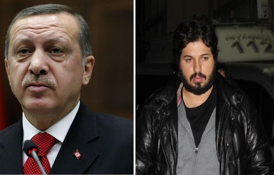توضیحات اردوغان درمورد دستگیری رضا ضراب