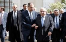 حمایت الجزایر از روسیه در مبارزه با تروریسم