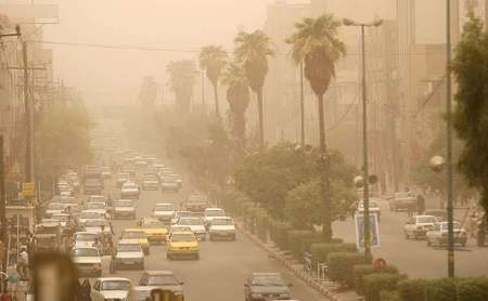 وزش باد با سرعت 65 کیلومتر در سیستان