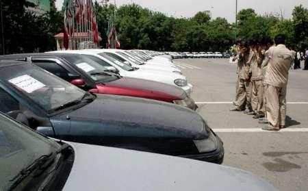 شبکه حرفه ای سارقان خودرو در شهرستان خوی متلاشی شد