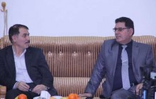 مبادلات تجاری میان استان ایلام و میسان عراق با راه اندازی مرز چیلات دگرگون می شود