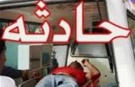36 کارگر پتروشیمی در پارس جنوبی براثر سقوط اتوبوس مصدوم شدند