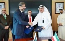 کویت میدان های نفتی پاکستان را توسعه می دهد