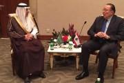 الجبیر: کمکهای تسلیحاتی نزد عربستان باقی میماند