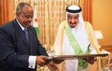 عربستان در جیبوتی پایگاه نظامی می سازد