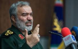 امنیت مرزهای دریایی و غیر دریایی ایران بینظیر است