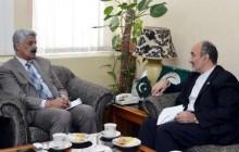 وزیر مناطق مرزی پاکستان: هیچ عاملی نمی تواند ایران و پاکستان را از مسیر دوستی خارج کند
