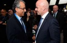 کمیته اجرایی کنفدراسیون فوتبال آسیا از رئیس جدید فیفا و شیح سلمان حمایت کرد