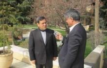 معاون کنسولی وزارت خارجه: ایران روادید یک ساله برای بازرگانان افغان صادر می کند