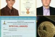 برادران میاندوآبی شش مدال رقابتهای علمی ترکیه را کسب کردتد