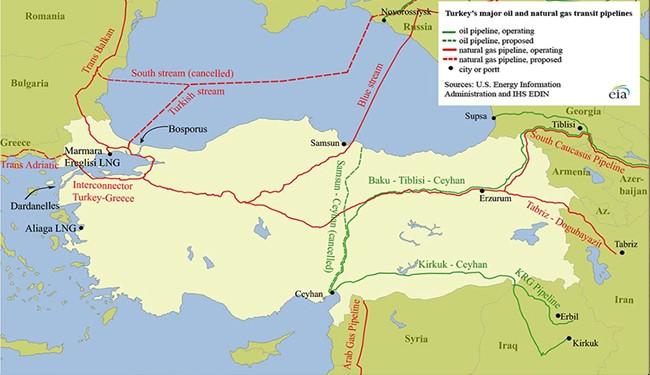 کمک 200 میلیون دلاری ترکیه به کردستان عراق