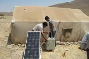 صادرات سامانه روشنایی قابل حمل خورشیدی به نخجوان