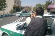 درگیری مسلحانه بامدادی پلیس با قاچاقچیان