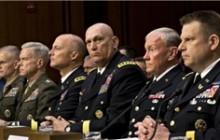 رایزنی مقامات نظامی آمریکا و روسیه در اردن