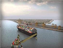 ترانزیت کالا در بندر بوشهر افزایش مییابد