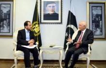 مشاور نخست وزیر پاکستان: تقویت روابط اقتصادی، شاه بیت سفر 'روحانی' به اسلام آباد است