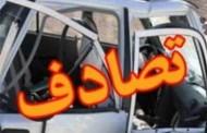 حادثه رانندگی در جاده نوشهر - رویان سه کشته برجای گذاشت