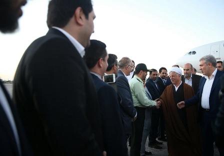 تکذیبیه دفتر آیت الله هاشمی رفسنجانی درباره حاشیه سازی های سفر به جزیره کیش