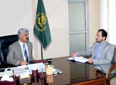وزیر مناطق مرزی پاکستان: مطلوب ترین امنیت را در مرز با ایران برقرار می کنیم
