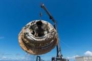 جدیدترین تصویر از بشقابپرنده مرموز در آسمان روسیه + عکس