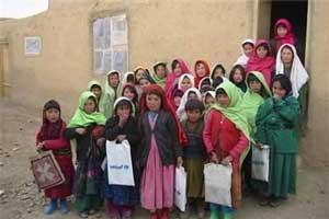 تبدیل تفنگ کودکان افغانستان به کتاب