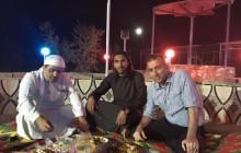 سرمربی ایرانی، تعطیلات عید مهمان بازیکن عراقی!+عکس