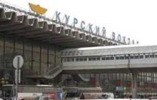 تخلیه یكی از ترمینال های بزرگ قطار مسكو در پی تهدید امنیتی