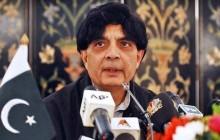 هشدار وزیر کشور پاکستان در مورد ایران
