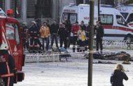 انفجار شدید در استانبول
