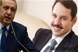 داماد اردوغان نخست وزیر تركیه می شود