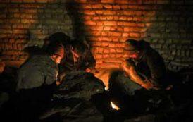 یک شب زندگی با معتادان کارتنخواب