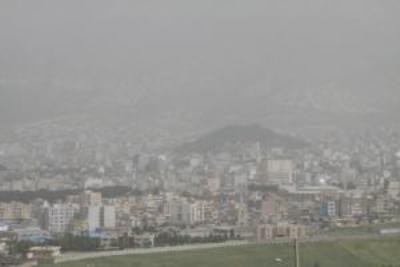 هوای استان ایلام دروضعیت هشدار قراردارد