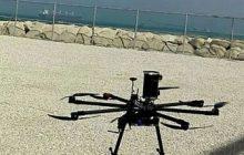 تجهیز مشعل های پالایشگاهی به دست متخصصان ایرانی با کمک پهپاد