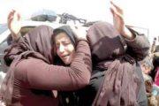 آزادی ۳۵۴ زن ایزدی در فلوجه