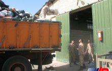 ارسال کاروان کمک های مردمی آران و بیدگل برای آسیب دیدگان زمین لرزه در کرمانشاه