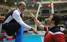 سرمربی والیبال شهرداری ارومیه پس از دیدار نیمه تمام مقابل پیکان: اگر اشتباه های داوری نبود، برنده می شدیم