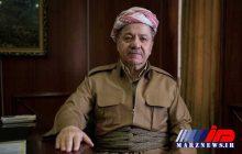 بارزانی: اگر خیانت نمیشد کرکوک به دست دولت مرکزی بغداد نمیافتاد