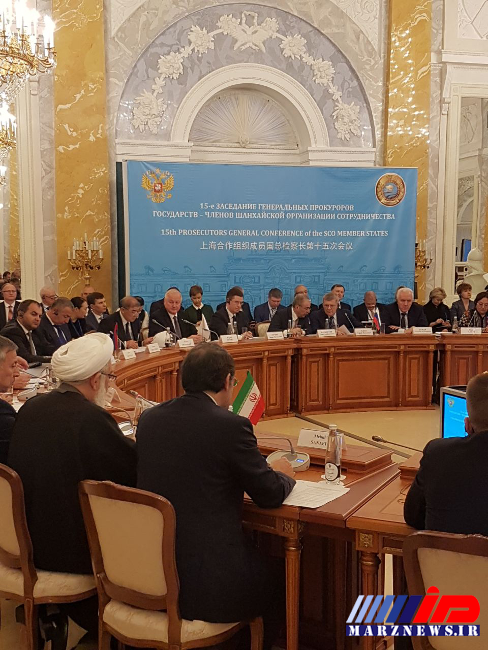 ایران خواستار همکاری کشورهای عضو سازمان شانگهای در مبارزه با تروریسم و جرایم فناوری های نوین شد