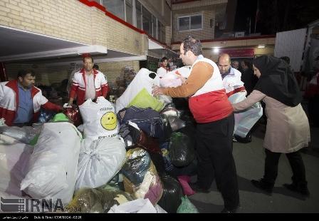 رییس جمعیت هلال احمر: بسته های تغذیه 72 ساعته درچند روزآینده بین زلزله زدگان سرپل ذهاب توزیع میشود