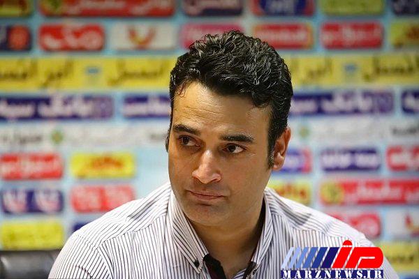 سرمربی سپیدرود رشت :تیم ما از کم تجربگی بازیکنان آسیب دیده است