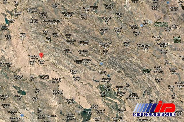 زلزله مهران استان ایلام را لرزاند