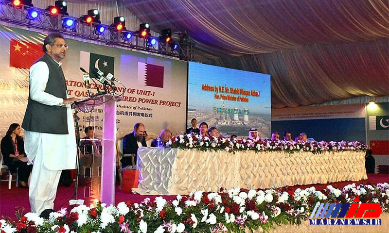 نخست وزیر پاکستان: مشکل کمبود انرژی نداریم