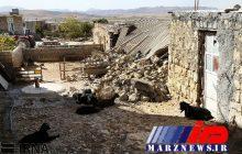 خسارت زلزله به بخش کشاورزی کرمانشاه 8هزارمیلیارد ریال برآورد شد  پنج پیشنهاد وزارت جهاد کشاورزی برای کمک به مناطق زلزله زده