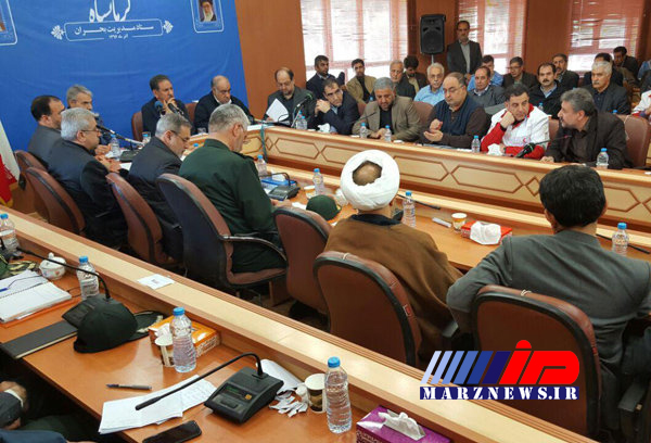 رئیس بنیاد مسکن کشور: ۸۰۰۰ اسکان موقت توسط سپاه در نقاط زلزلهزده کرمانشاه ایجاد میشود