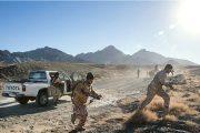 شهادت 8 تن از مرزبانان در منطقه مرزی چالدران