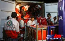 421 تن کمک های مردمی همدان به مناطق زلزله زده کرمانشاه ارسال شد