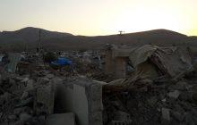 قصر شیرین نیز بر اثر زلزله دچار التهاب است